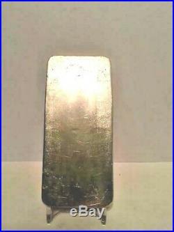1 Kilo United Arab Emirates Silver Bar. 999 Fine Serial #S11315