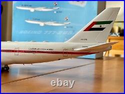 1200 United Arab Emirates Government jet 747-400 A6-UAE