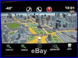 16-17 Oem 2.5 Io6 Hmi Navigation Module United Arab Emirates Carplay & Android