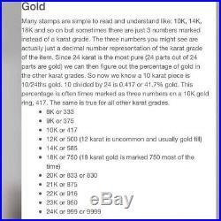 18K Fine 750 Saudi Gold Women's Bangle Bracelet Freesize s-m-l Ball 7mm