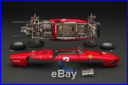 1961 Ferrari Dino 156/120 race car #2 Exoto XS Phil Hill wins Monza # GPC97204