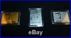 2006 UAE Special issue in silver, gold and platinum foil, see footnote Mi. 842