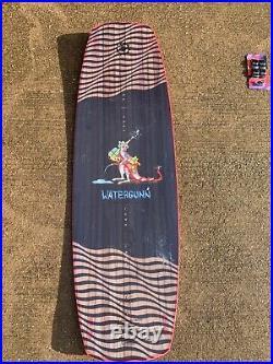 2020 Slingshot Water Gunn144cm Wakeboard