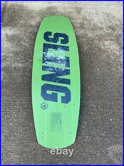 2020 Slingshot Windsor 145cm Wakeboard