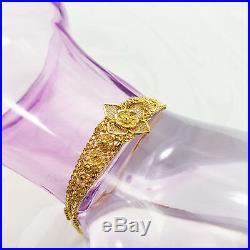 22K Solid Yellow Gold Women Bracelet 6.75 7.5 Genuine Hallmarked 916 PRETTY