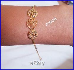 22ct 22k Yellow Gold Bracelet