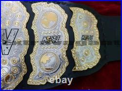 AEW WWE World Championship Wrestling Belt Replica