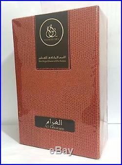AL GHARAM by Yas Perfumes 100 ML, 3.4 fl. Oz Unisex, EDP. Eau De Parfum