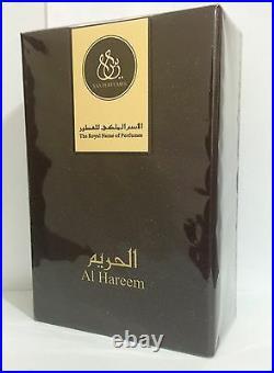 AL HAREEM by Yas Perfumes 100 ML, 3.4 fl. Oz for Men, EDP. Eau De Parfum