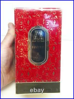 ATTAR COLLECTION HAYATI 3.4oz Unisex 100ml Eau de Parfum / ORIGINAL+GIFT
