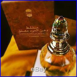 Ajmal Perfume Mukhallat Dahn Al Oudh Moattaq 60 ml EDP Best Seller Niche Perfume