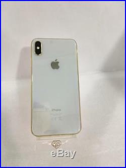 Apple iPhone Max 512GB Single Sim Silver 24kt White & Gold Edition