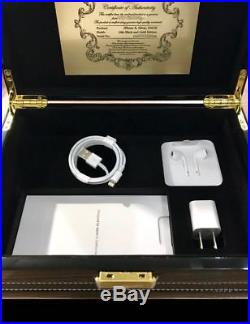 Apple iPhone X 64GB 24kt White & Gold Frame Special Edition