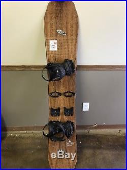 Arbor Abacus Splitboard Snowboard 2016 164cm