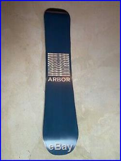 Arbor Snowboards Formula Camber 156