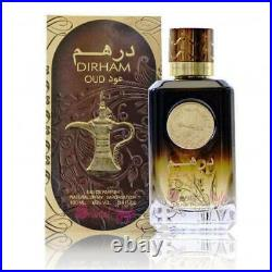 Ard Al Zaafaran Dirham Oud Perfume Oriental Musky Sandalwood EDP 100ML