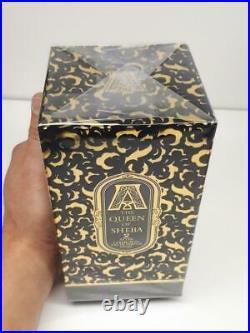 Attar Collection The Queen Of Sheba Women Eau de Parfum 3.4 Oz / ORIGINAL+GIFT