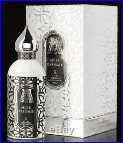 Attar Musk Kashmir Eau de Parfum 100ml 3.4 fl. Oz New Unopened