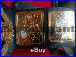 Big Eagle Wrestling Championship Title Belt Adult Size