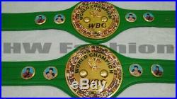 Boxing Championship Wrestling Belt 2mm Brass Plate
