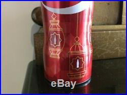 Coca cola Very rare bottle. United Arab Emirates Ramadam. Test aluminum 2015