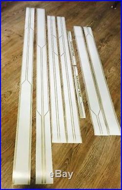 Custom ALPINA sticker side decal vinyl set kit graphics bmw pinstripes stripes