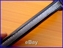 Custom Damascus Steel Hunting Bowie Knife / Sword / Dagger / Bull Horn Handle