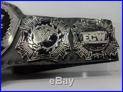 ECW World Heavyweight Wrestling Championship Belt 4mm Zinc Plates