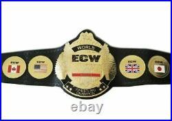 ECW World Television Heavyweights Wrestling Championship Belt Adult Size
