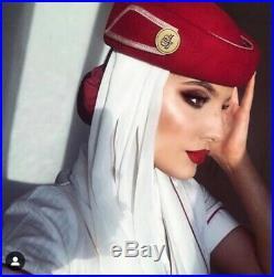 Emirates Airlines Cabin Crew Female Hat