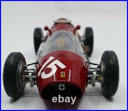 Exoto GPC97192 Ferrari 500 F2 Long Nose 1952 British GP Winner Ascari 118 NEW