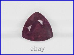 GRS Certified KASHMIR Color Change Sapphire 6.15 Cts Natural Untreated