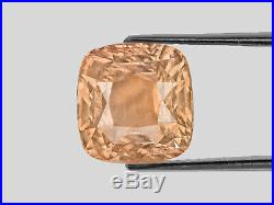 GRS Certified SRI LANKA Padparadscha Sapphire 13.28 Cts Natural Untreated