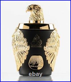 Ghala Zayed Luxury Gold EDP Perfume By Ard KhaleejExclusive Rare Edition