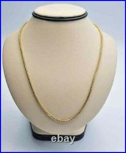 Gold Chain, 22 Kt Arabic Style, 16.3 Grams. Free Shipping