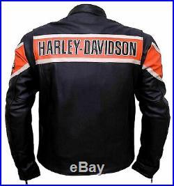 Harley Davidson Biker Leather Jacket New Year 2019 Special Jacket