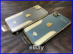 IPhone 11 Pro 256GB Single Sim Midnight Green / Green & Gold Luxury Edition