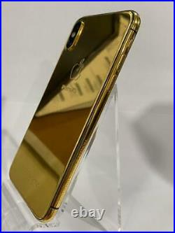 IPhone XS 512GB 24kt Gold Special Edition / Single Sim / Space Gray