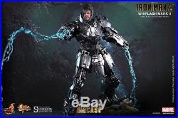 Iron Man 2whiplash / Ivan Vankomark Iisixth Scale Figurediecasthot Toysmib