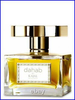Kajal Dahab Eau de Parfum 100ml 3.4 fl. Oz New Tester 100% AUTHENTIC