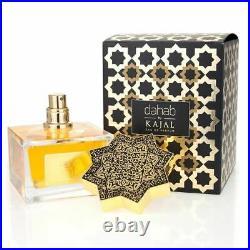 Kajal Dahab Eau de Parfum 100ml 3.4 fl. Oz New Unopened 100% AUTHENTIC