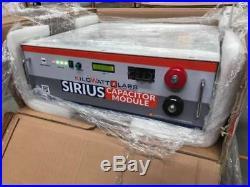 Kilowatt Labs Sirius Super Capacitor 3.55kW 48v energy storage