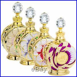 Layali Sisters CPO Bundles from Swiss Arabian (4 Bottle x 15mL) Combo Offer