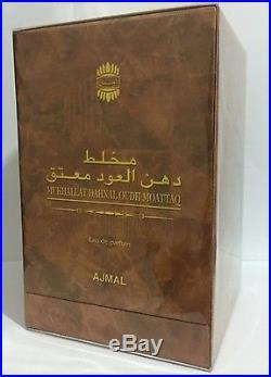 MUKHALLAT DAHN AL OUDH MOATTAQ by Ajmal 60 ML, 2 fl. Oz Unisex EDP