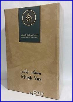 MUSK YAS by Yas Perfumes 100 ML, 3.4 fl. Oz Unisex, EDP. Eau De Parfum