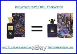 Midnight Oud Perfume By Ard Al Zaafaran 100 ML Famous Rich Niche Fragrance