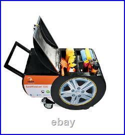 Mobile Car Wash Trolley Waterless, No water, Wetless, Enviromental, Eco, car c