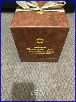 Mukhallat Dahn Al Oudh Moattaq Oil 18 ML For Unisex Concentrate Ajmal Perfumes