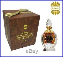 Mukhallat Dahn Al Oudh Moattaq by Ajmal CPO 18ml Attar Oil-Free Express Shipping