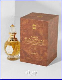 Mukhallat Dahn Al Oudh Moattaq by Ajmal Perfumes EDP 60 ml Spray Free Express